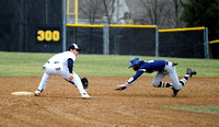 Varsity Baseball vs Harvest 03/27/17