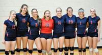 SE Volleyball Seniors 09/12/18
