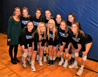 Geneva Senior Game Volleyball 10/16/19