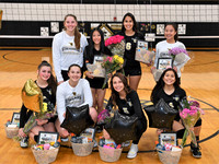 SHS Volleyball Senior Game 10/22/19