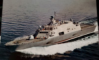 Commissioning of U.S.S. Indianapolis LCS-17